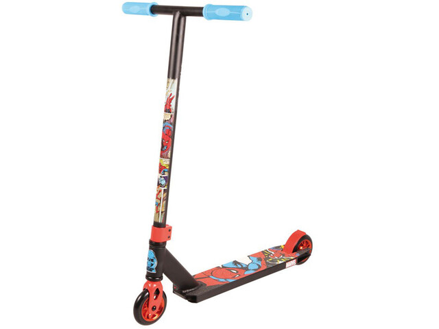 MADD GEAR Extreme Marvel Trottinette Enfant, spider man